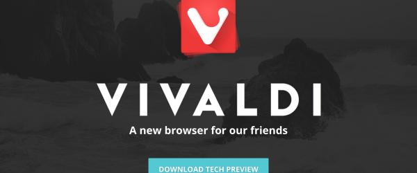 Vivaldi – Nýr íslenskur vafri