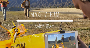 Apple frumsýnir nýja iPad auglýsingu með Martin Scorsese