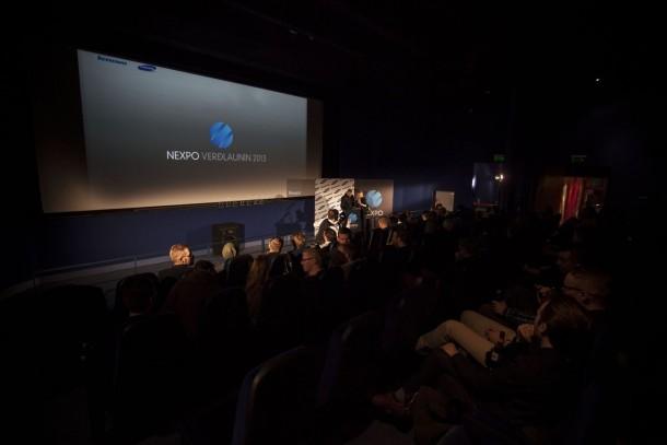 Nexpo 2014 salurinn