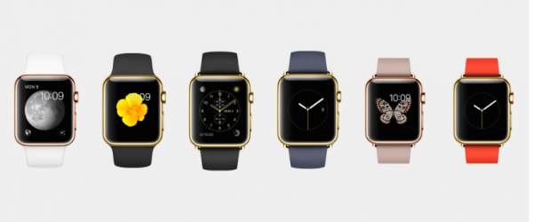 Apple Watch kemur í verslanir í apríl