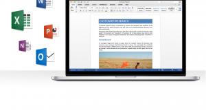 Prufuútgáfa af Microsoft Office 2016 er komin út fyrir Mac