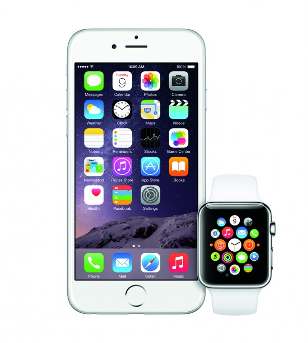 Apple iPhone & Watch