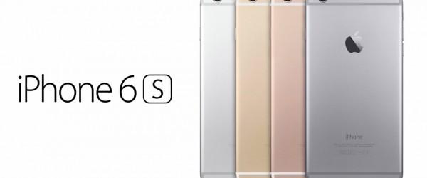 Hvað er nýtt í iPhone 6S?
