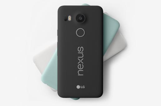 Google Nexus 5x umfjöllun